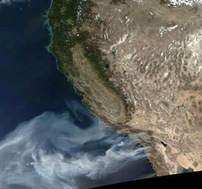カリフォルニア2007年10月23日